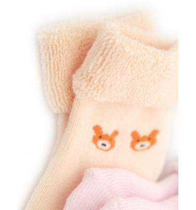 Boutique Bear Baby Socks