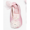 Luxury Baby Pink Flower Party Baby Shoes