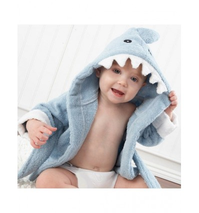 Funky Shark Baby Dressing Gown