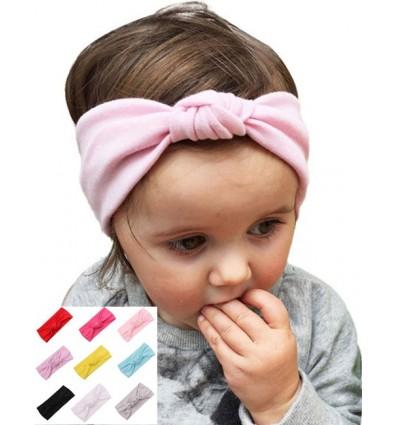 Perfect Turban Knot Stretch Fabric Headband