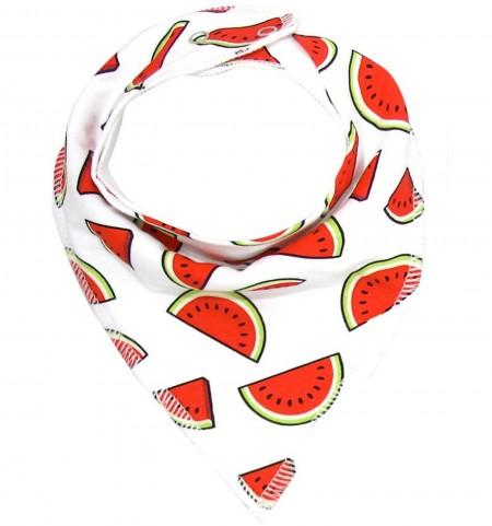Funky Bandana Dribble Bib - Melon Suprise