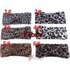 Luxury Retro Leopard Print Baby Headwrap