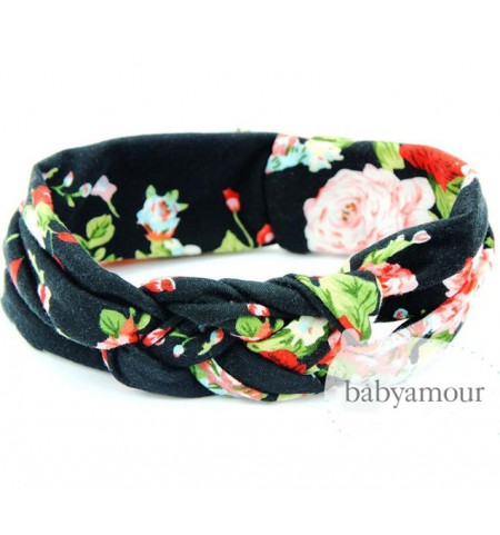 Luxury Floral Turban Headwrap Collection 1