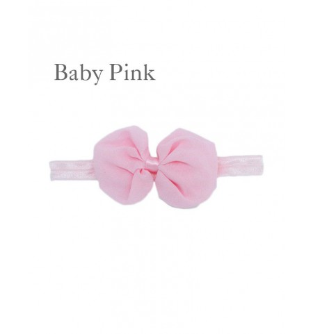 Beautiful 4 inch Boutique Bow Baby Headband