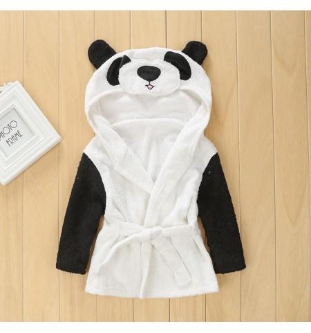 Funky Panda Baby Dressing Gown
