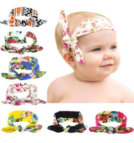 Luxury Retro Baby Headwrap Collection No.2