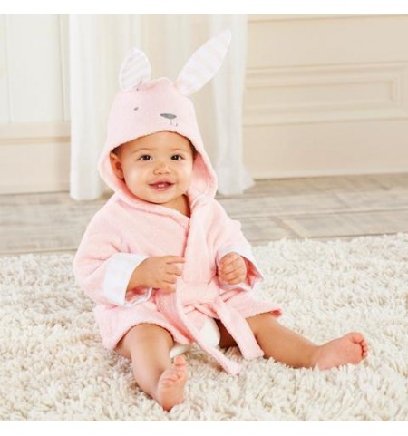 Rebecca The Rabbit Baby Dressing Gown