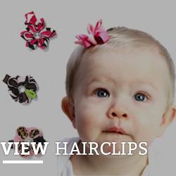 Hair Clips & Accessories