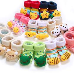 Funky Slipper Socks